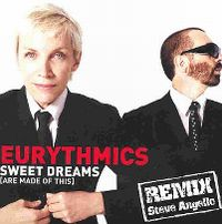 Cover Eurythmics - Sweet Dreams (Are Made Of This) [Steve Angello Remix]